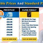Cheap Assignment Writing Services | The Academic Papers UK